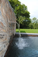 Stainless Steel Water Rill