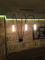 Bespoke Lighting Fixtures - Weston