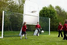 School Sports Frame