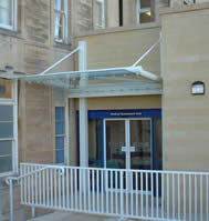 Canopy at the Royal United Hospital, Bath