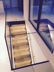 Glass Staircase Handrail