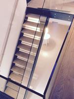 Glass Staircase Handrail