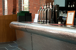 Stainless Steel Bar Joins & Dome Screws for the Weighbridge Brewhouse, Swindon