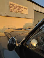 Louvred Car Bonnet