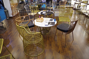 10 - Brass Chairs, Copper Chairs, Metal Chairs