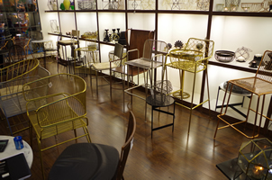 11 - Brass Chairs, Copper Chairs, Metal Chairs