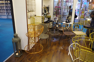 13 - Brass Chairs, Copper Chairs, Metal Chairs
