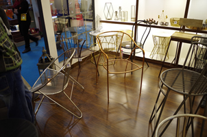 1 - Brass Chairs, Copper Chairs, Metal Chairs