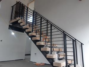 Mild Steel Powder Coated Handrail