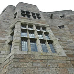 400 Windows Refurbished for National Trust - Castle Drogo