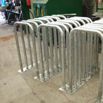 Bespoke bike stands