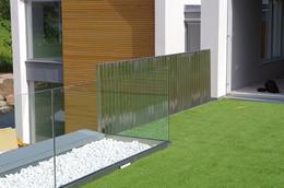 Seamless Glass Bespoke Handrail and Railing