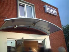 Canopy at Hush health & beauty centre