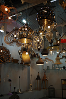 103 - Brass Lights, Copper Lights, Metal Lights
