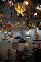 104 - Brass Lights, Copper Lights, Metal Lights