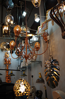 105 - Brass Lights, Copper Lights, Metal Lights