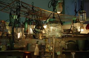107 - Brass Lights, Copper Lights, Metal Lights