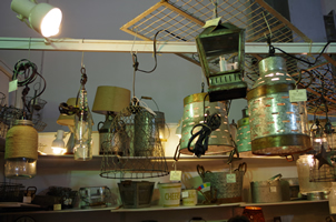 108 - Brass Lights, Copper Lights, Metal Lights