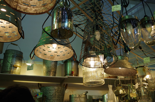 109 - Brass Lights, Copper Lights, Metal Lights