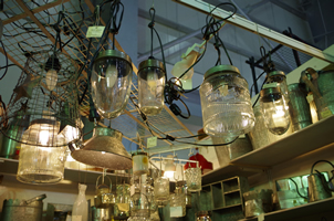 110 - Brass Lights, Copper Lights, Metal Lights