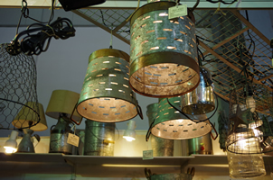 111 - Brass Lights, Copper Lights, Metal Lights