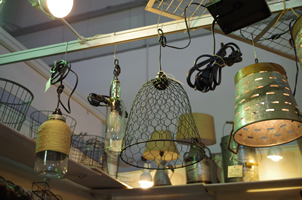 112 - Brass Lights, Copper Lights, Metal Lights