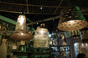113 - Brass Lights, Copper Lights, Metal Lights