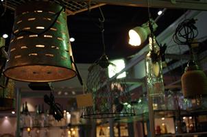 115 - Brass Lights, Copper Lights, Metal Lights