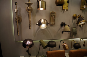 11 - Brass Lights, Copper Lights, Metal Lights