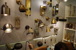13 - Brass Lights, Copper Lights, Metal Lights