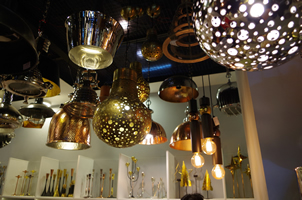 14 - Brass Lights, Copper Lights, Metal Lights