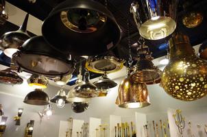 15 - Brass Lights, Copper Lights, Metal Lights