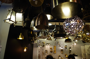 16 - Brass Lights, Copper Lights, Metal Lights