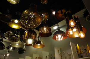 17 - Brass Lights, Copper Lights, Metal Lights