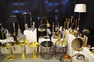 19 - Brass Lights, Copper Lights, Metal Lights