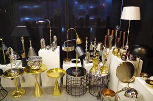 19 - Brass Lights, Copper Lights, Metal Lights