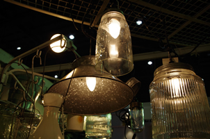 1 - Brass Lights, Copper Lights, Metal Lights