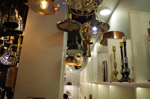 20 - Brass Lights, Copper Lights, Metal Lights