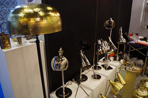 21 - Brass Lights, Copper Lights, Metal Lights