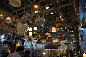 30 - Brass Lights, Copper Lights, Metal Lights