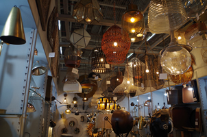 31 - Brass Lights, Copper Lights, Metal Lights