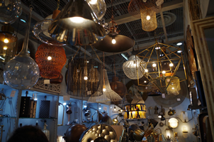 32 - Brass Lights, Copper Lights, Metal Lights