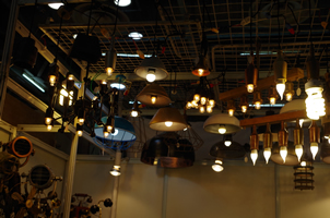 33 - Brass Lights, Copper Lights, Metal Lights