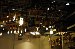 34 - Brass Lights, Copper Lights, Metal Lights
