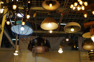 35 - Brass Lights, Copper Lights, Metal Lights