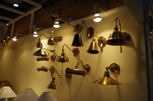37 - Brass Lights, Copper Lights, Metal Lights