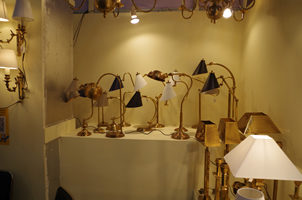 38 - Brass Lights, Copper Lights, Metal Lights