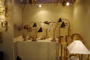38 - Brass Lights, Copper Lights, Metal Lights