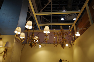 39 - Brass Lights, Copper Lights, Metal Lights