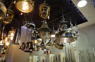 3 - Brass Lights, Copper Lights, Metal Lights